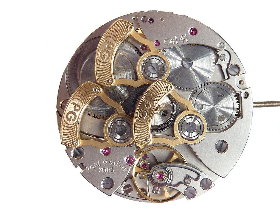 Modell 41 | Modell 41 Manufakturwerk Caliber 41